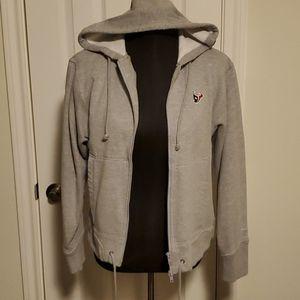 Houston Texans Jacket with Hood